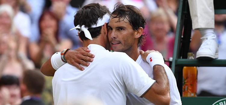 Primii doi favoriţi vor juca finală masculină la Wimbledon