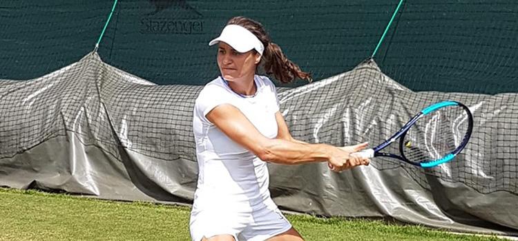 Niculescu o întâlneşte în turul 2 la Wimbledon pe Mertens