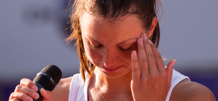 Ţig a fost învinsă de Rybakina în finala BRD Bucharest Open