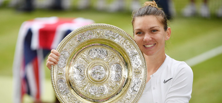 După victoria cu Williams, Halep a devenit membru al All England Club
