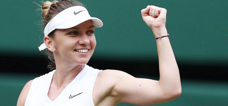 Simona a îndeplinit dorinţa mamei: finală la Wimbledon