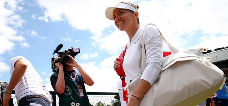 Trei români joacă, azi, la Wimbledon