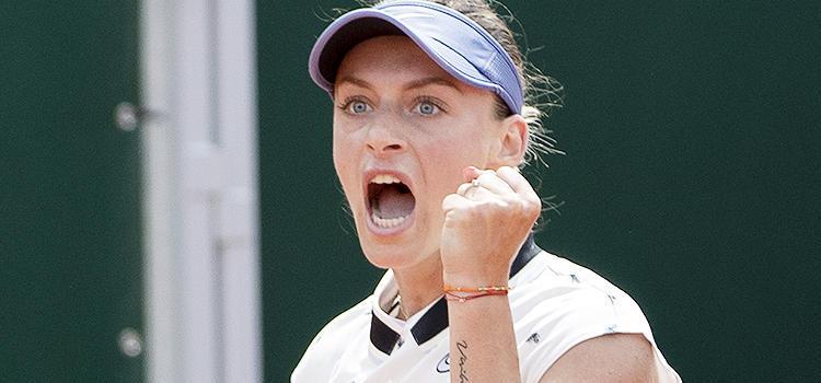Ana Bogdan şi-a egalat cea mai bună performanţă la US Open