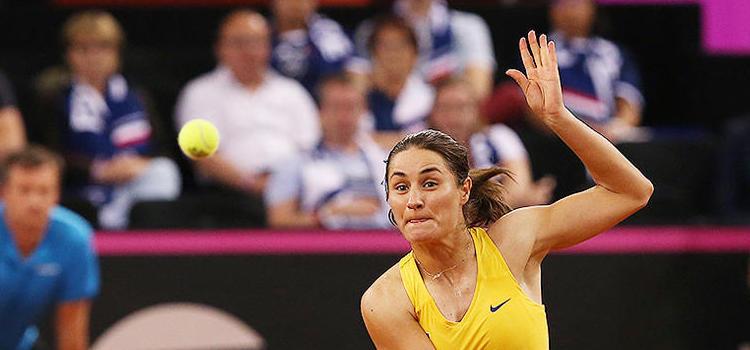 Niculescu va continua la US Open doar la dublu
