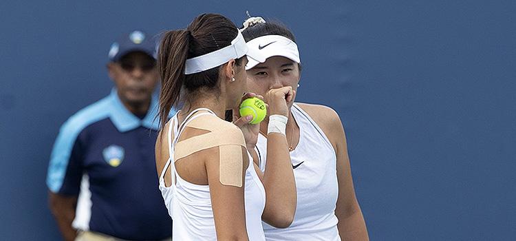 Olaru şi Yang au fost eliminate în primul tur la Cincinnati