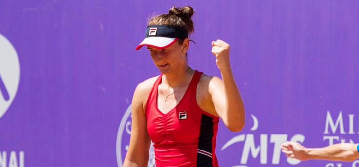 Begu a revenit în TOP 100 WTA
